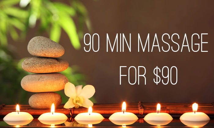 Fall's Spa Special